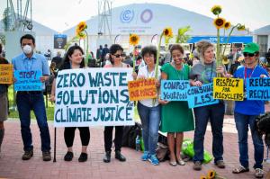 COP20 Protesto Resíduo Zero