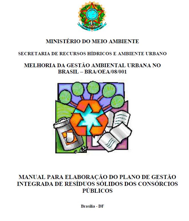 Manual para Elaboração do Plano de Gestão Integrada
