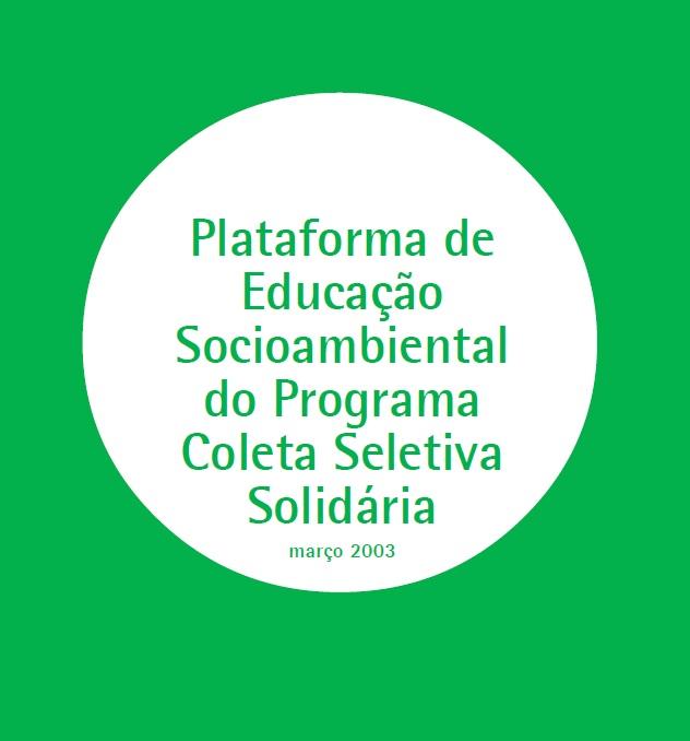 Plataforma de Educação Socioambiental