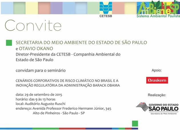 convite-cenario corporativo de risco climatico no brasil