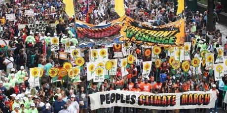 lançamento mobilização pelo clima