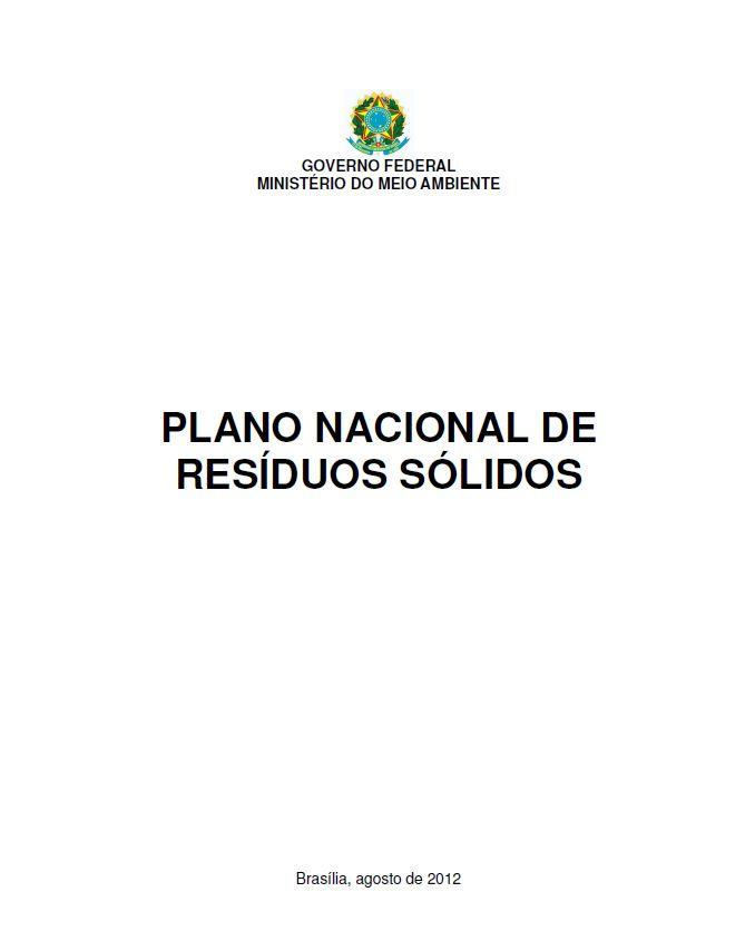 Plano Nacional de RS