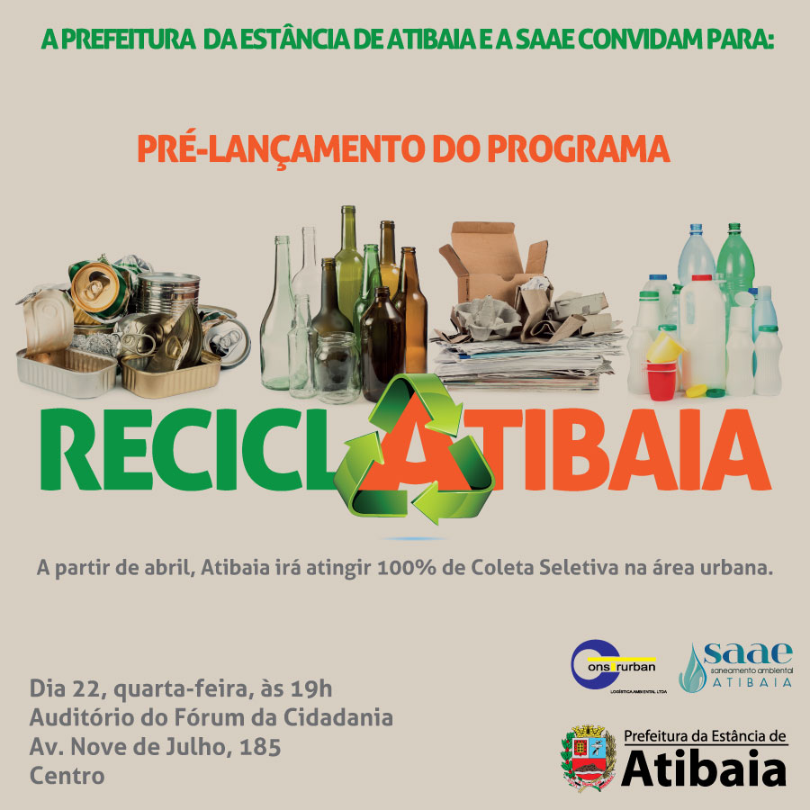 pre lanç recicla